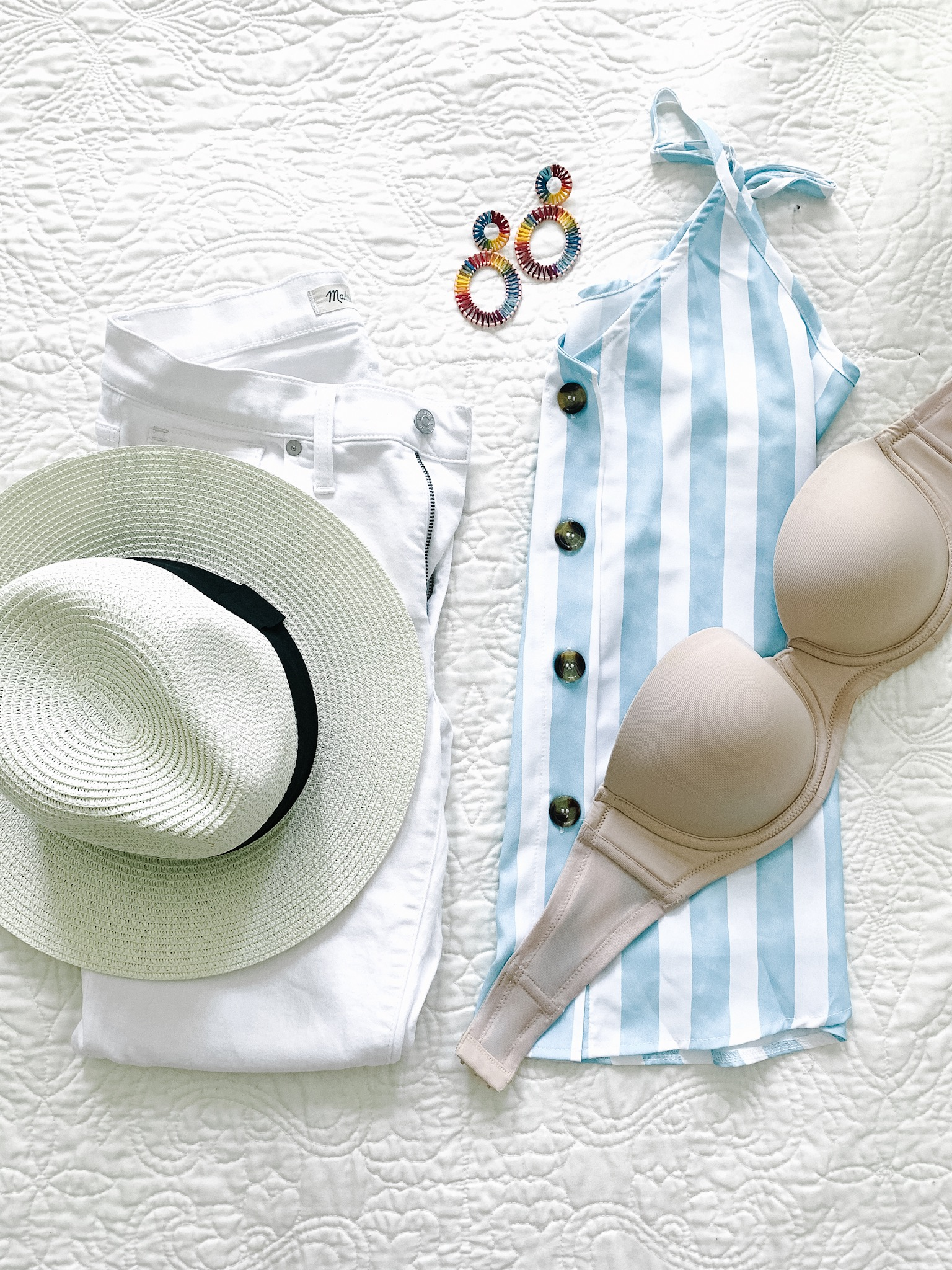 The best strapless bra | Wacol strapless bra | Style Your Senses
