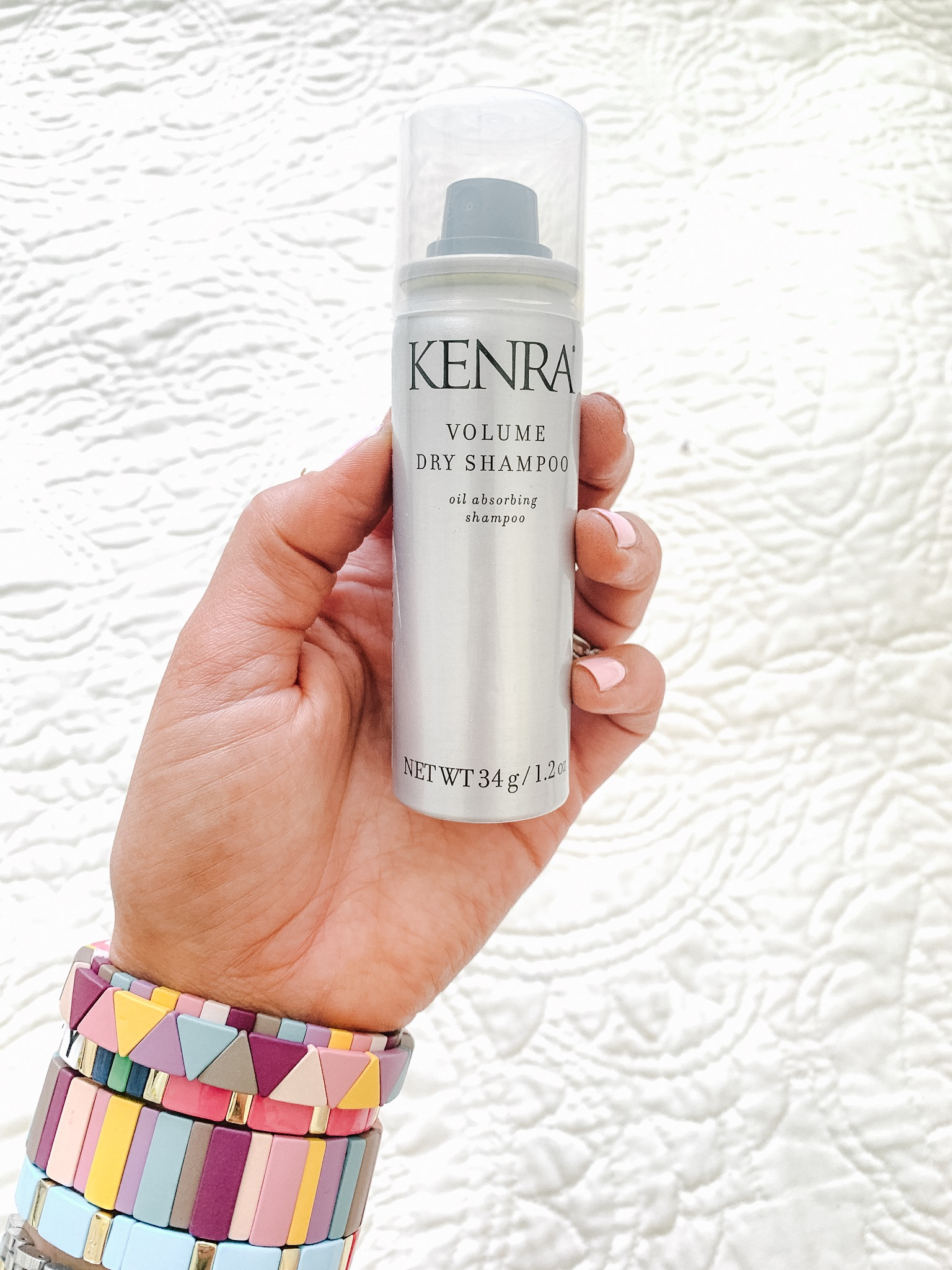 Kenra voluminizing dry shampoo | Style Your Senses
