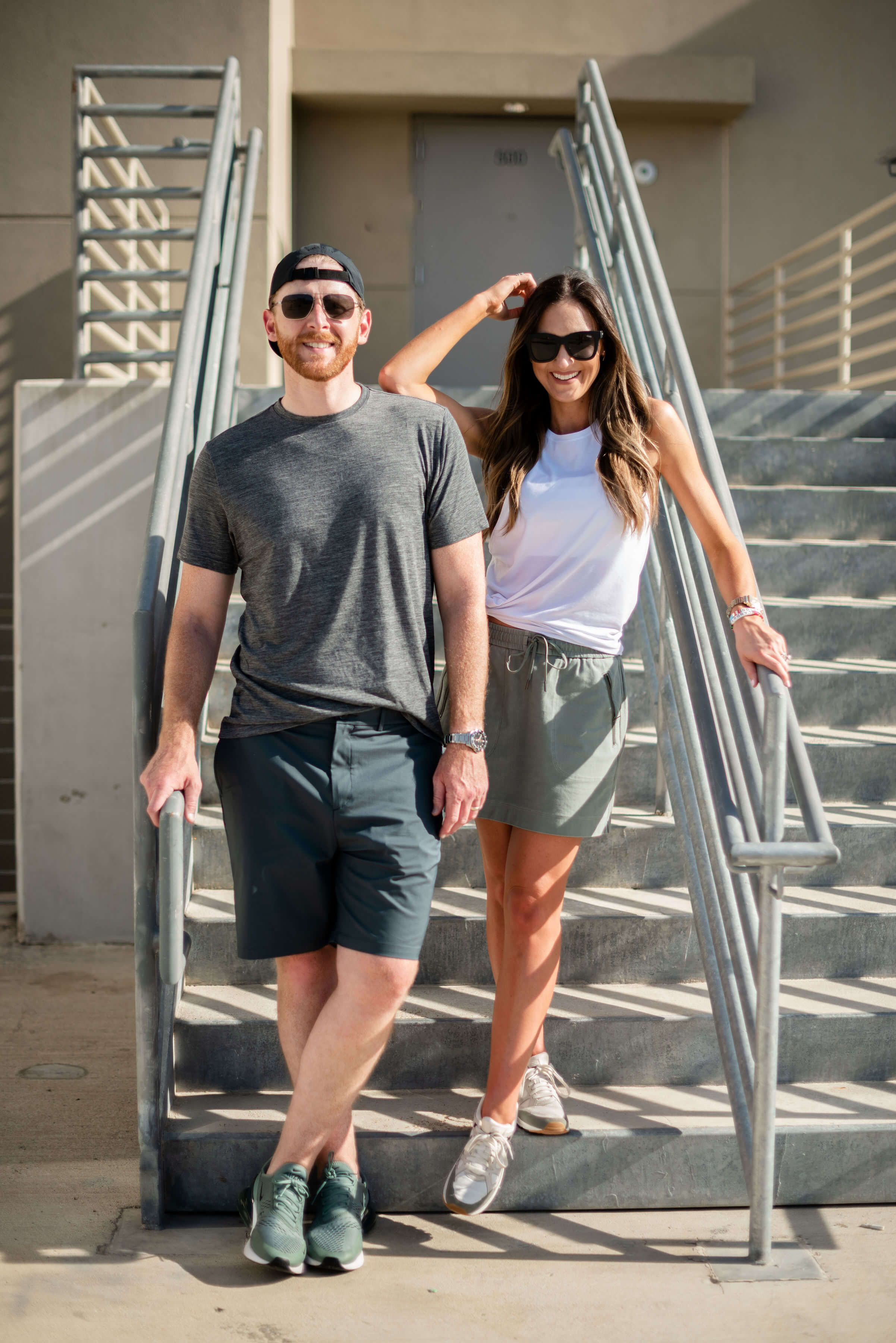 His and Hers Athleisure | Athleta | Hill City | Style Your Senses