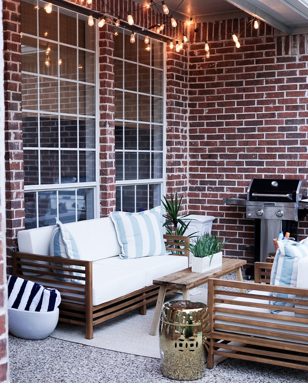 Summer Entertaining outside | Style Your Senses