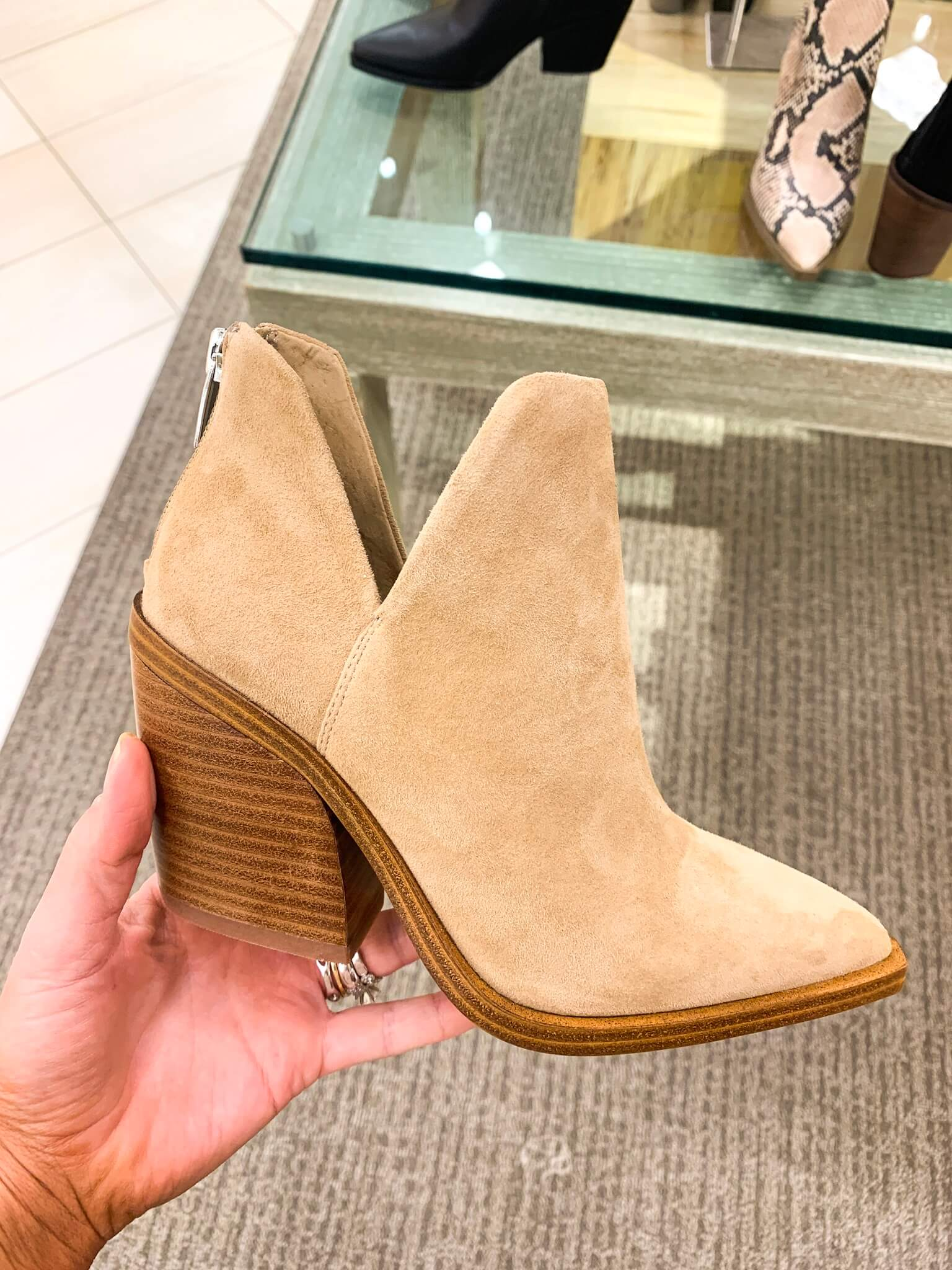 Nordstrom Anniversary Sale Finds | vince camuto booties