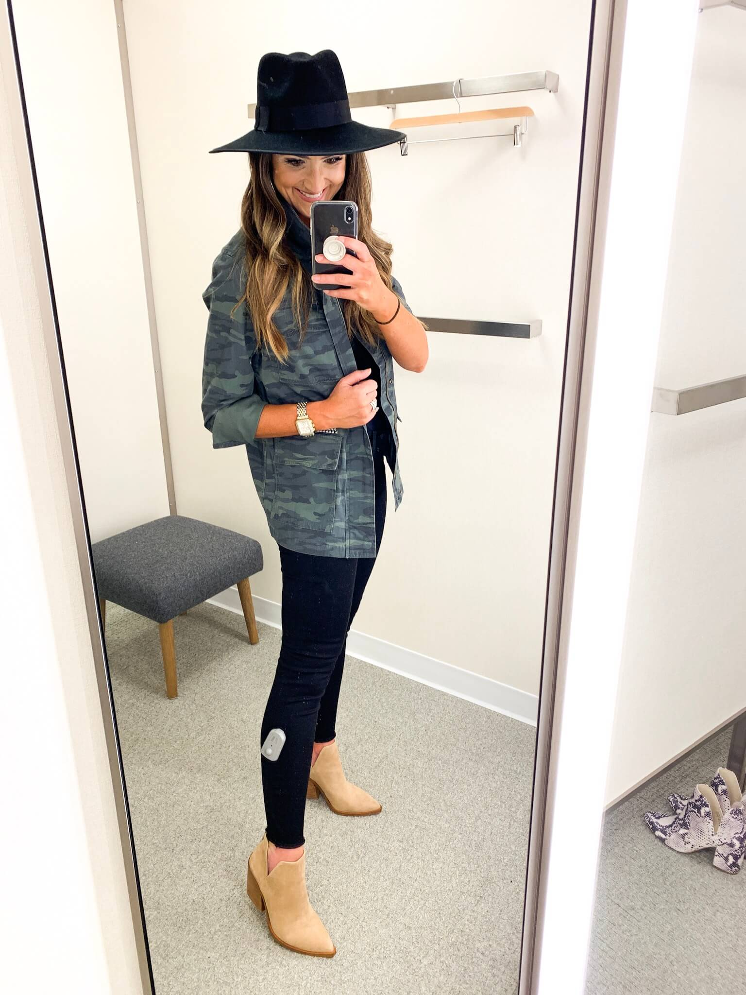 Nordstrom Anniversary Sale Finds | camo jacket