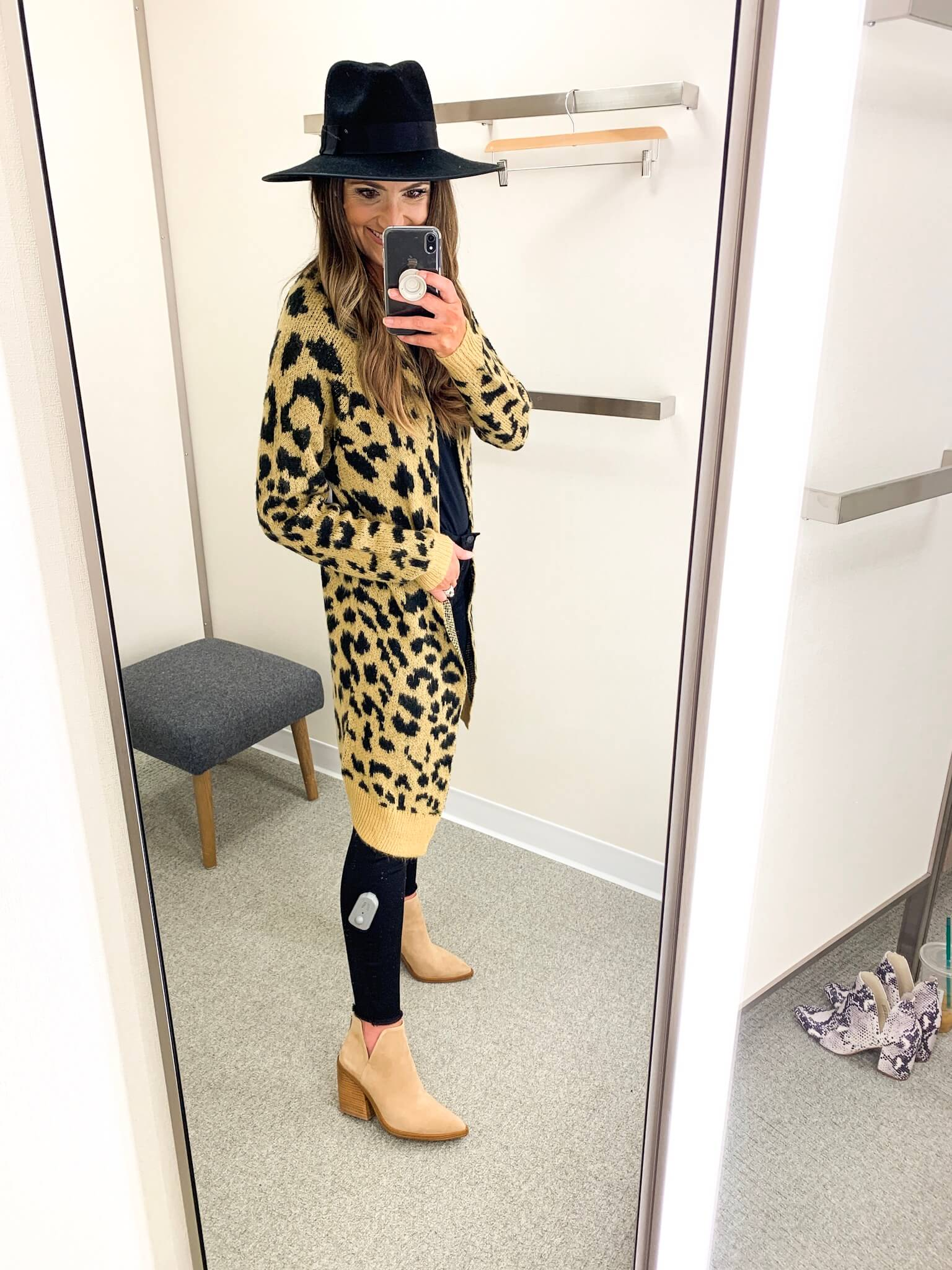 Nordstrom Anniversary Sale Finds | Leopard Cardigan