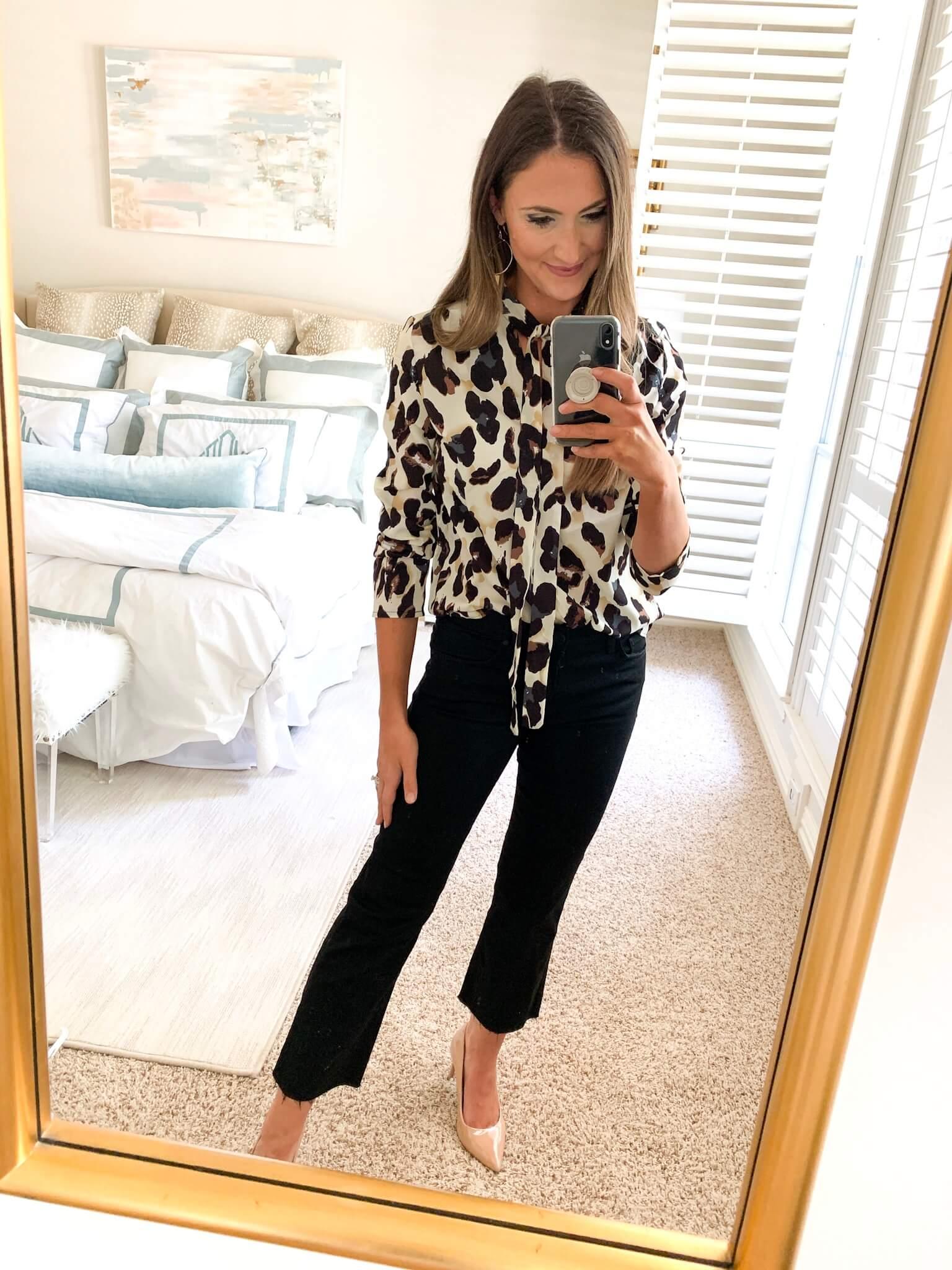 Amazon Fashion Haul | Style Your Senses | Amazon Prime haul | Leopard Top
