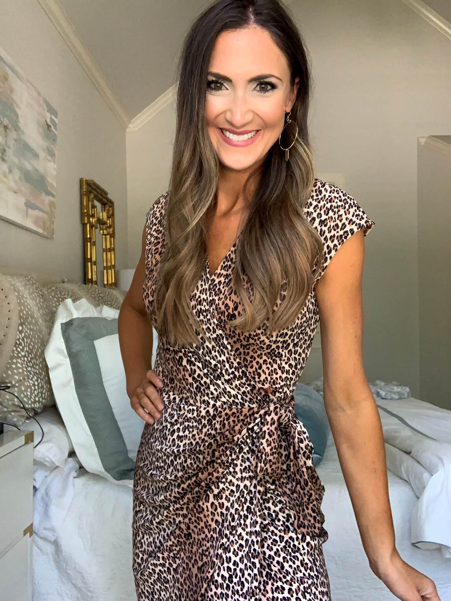 Amazon Fashion Haul | Style Your Senses | Amazon Prime haul | Wrap Dress