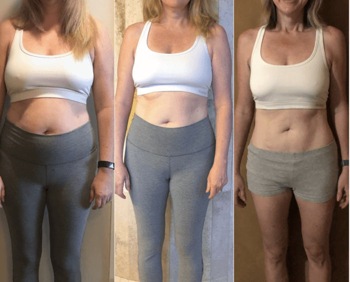 fasterway to fat loss results