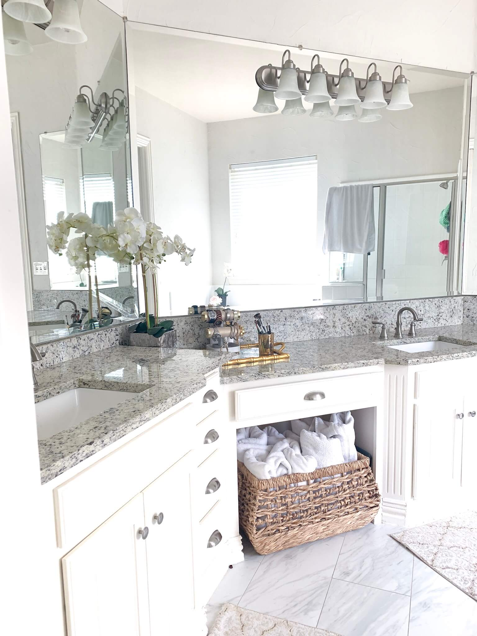 Bathroom organization ideas | style your senses