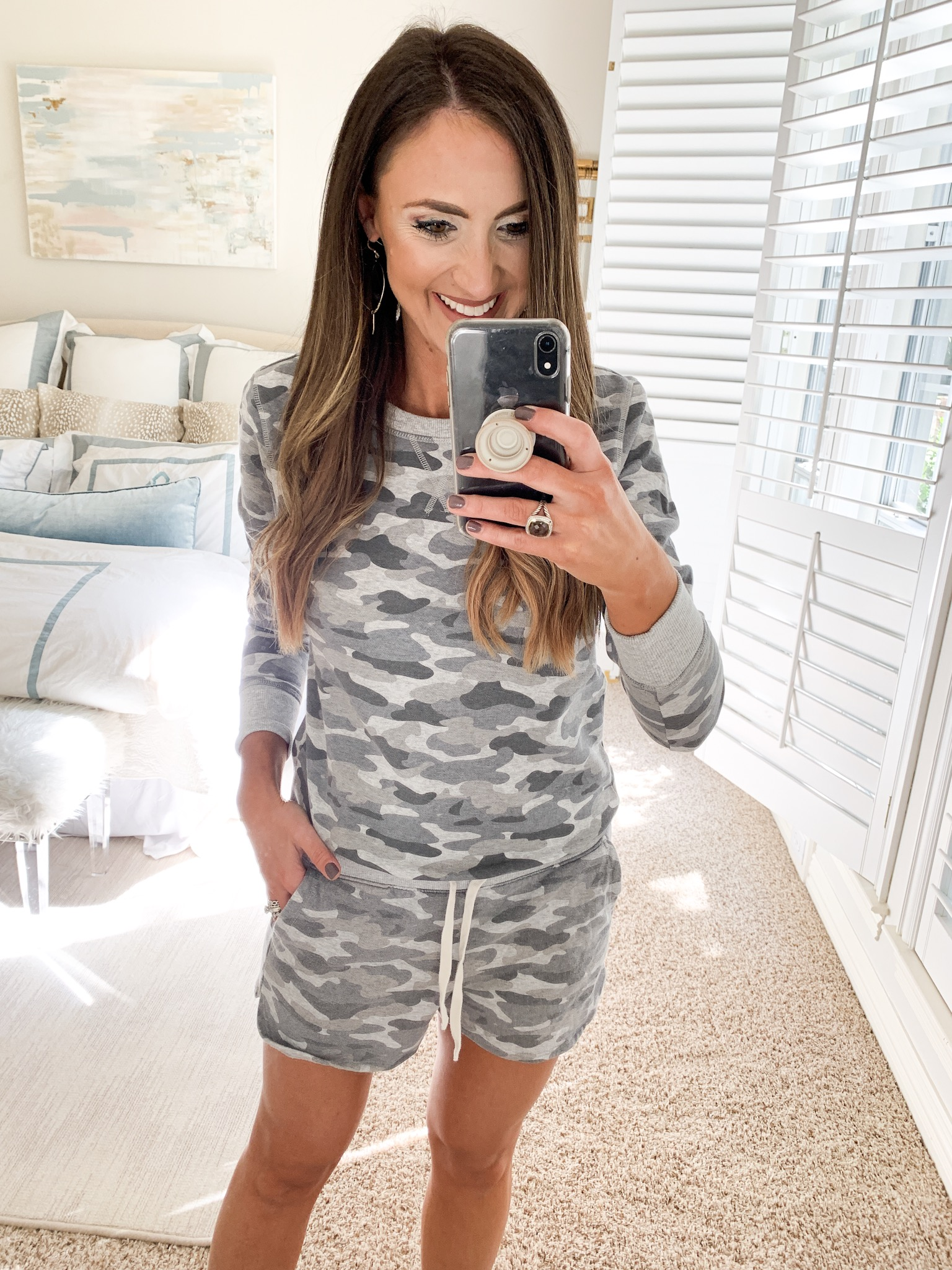camo lounge set | amazon fashion haul for Fall | Style your senses