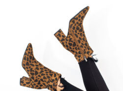 How to style Leopard Booties | Last Call | Style Your Senses
