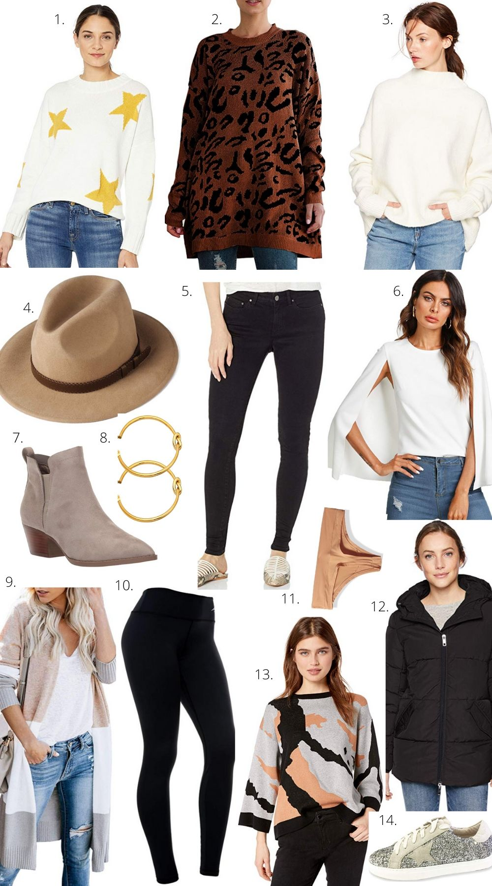 Fall Capsule from Amazon. Fall Fashion Haul from Amazon, Style Your Senses