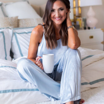 Bare Necessities Satin Pajama Set | Style Your Senses