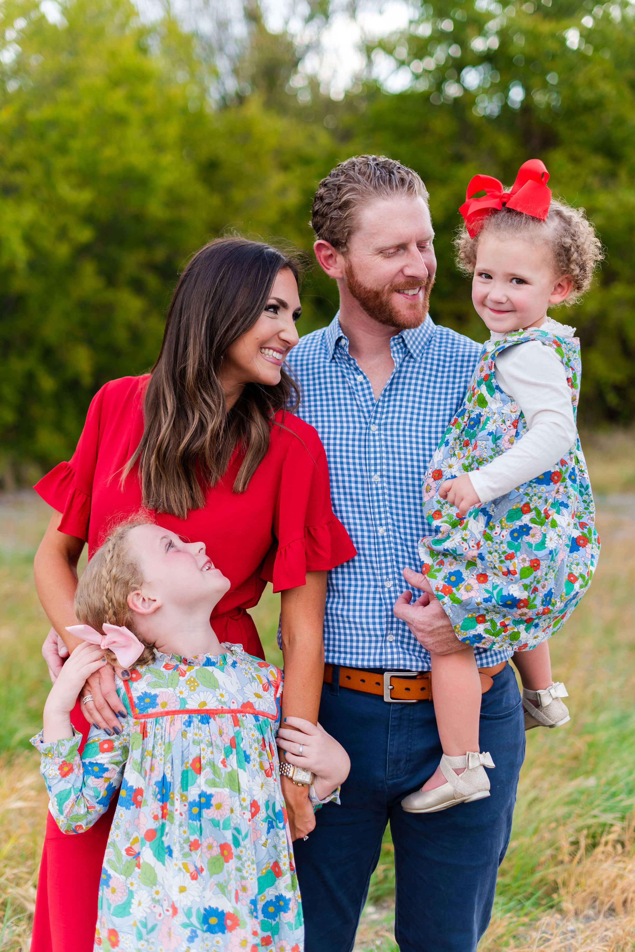 How to Style Fall Family Photos