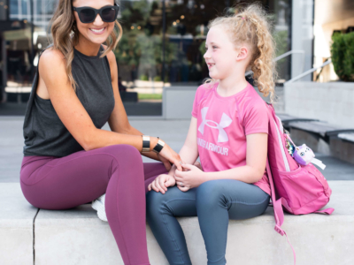 Under Armour Mommy and Me Fall Style