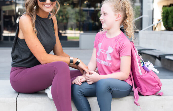 Mommy and me in Under Armour | Style Your Senses