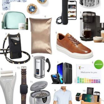 Gift Guide for Parents, Gifts for in-laws