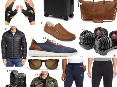 Awesome Gift Guide for Guys 2019
