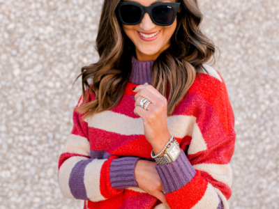 A Sweater Story with JCPenney