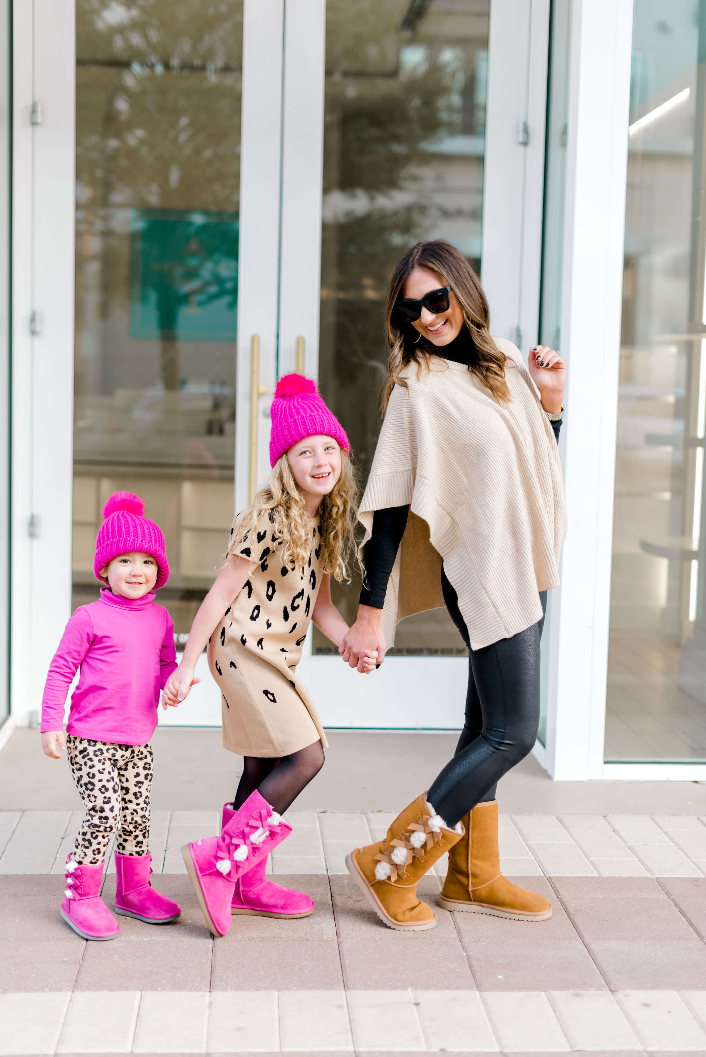 mommy and me outfits | koolaburra boots | nordstrom rack | style your senses