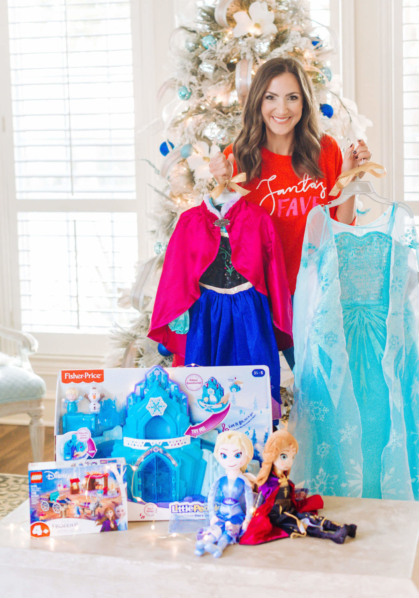 frozen gifts for girls, shopDisney gifts, style your senese