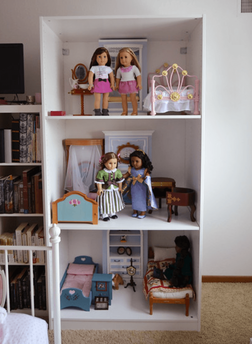 american girl storage idea