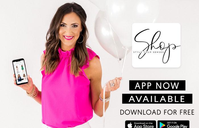 shop style your senses app