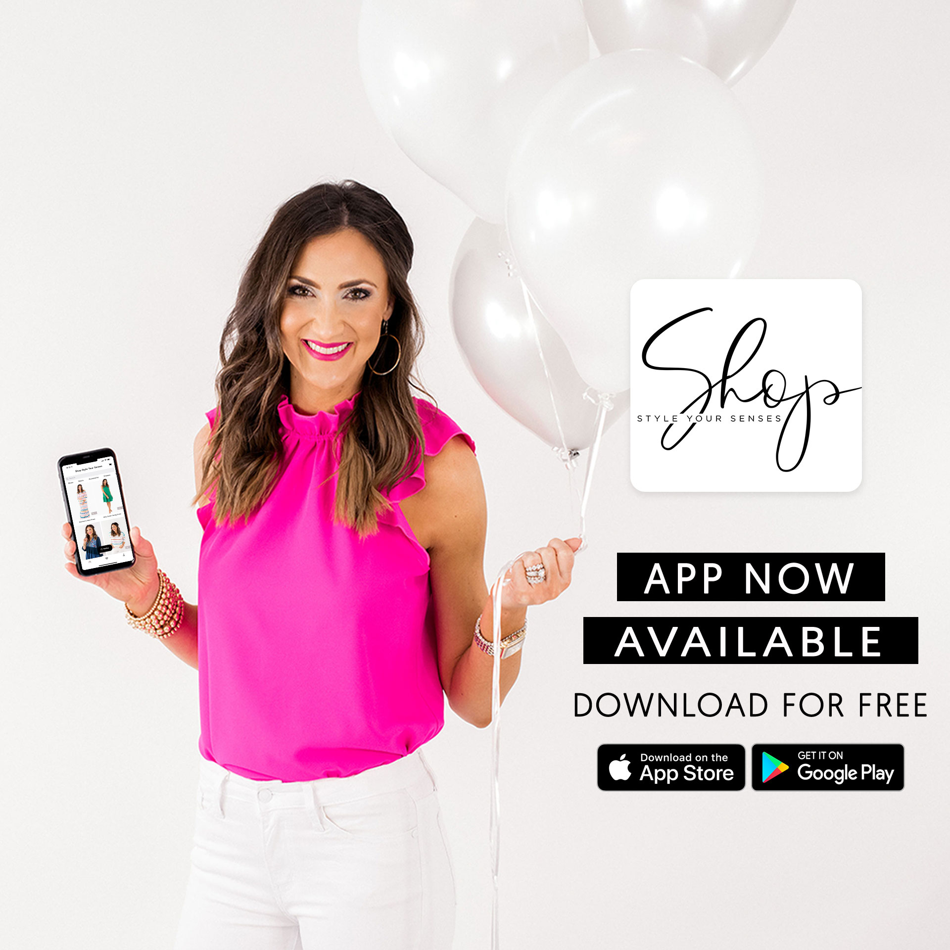 shop style your senses app