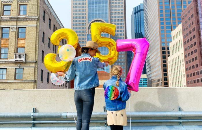 Dallas staycation idea, family staycation, hotel indigo, party city, style your senses