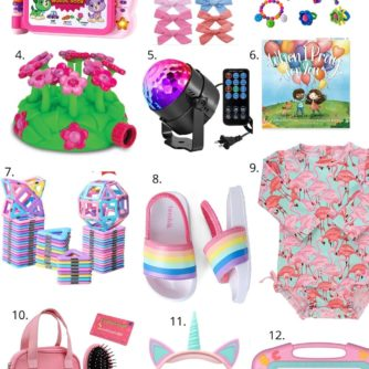 Easter Basket Ideas from Amazon