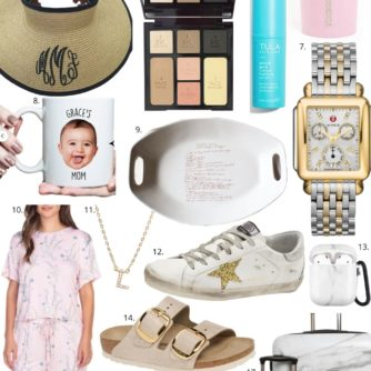 mother's day gift guide, mother's day gift idea, style your senses gift guide