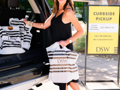 DSW Curbside Pickup + Summer Sandals at a STEAL!