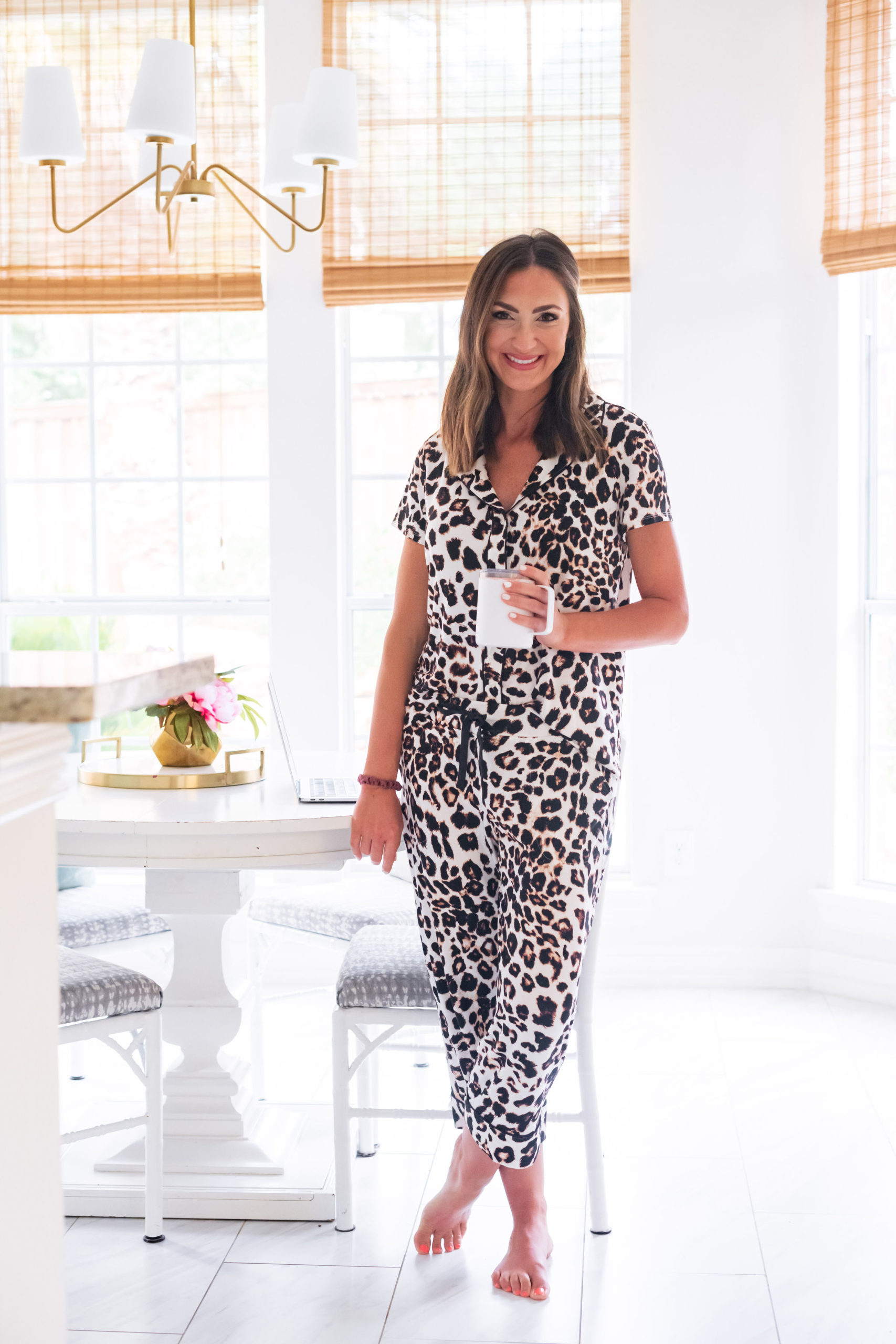 Soma cool nights leopard pajamas, style your senses