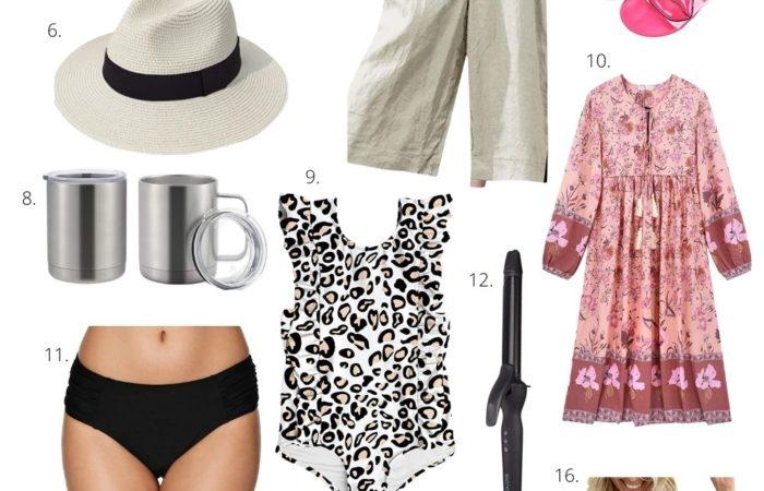 amazon fashion haul, july fashion haul, amazon swim, amazon dress, amazon prime, style your senses amazon