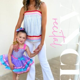 mom style, summer top, white jeans, shop style your senses